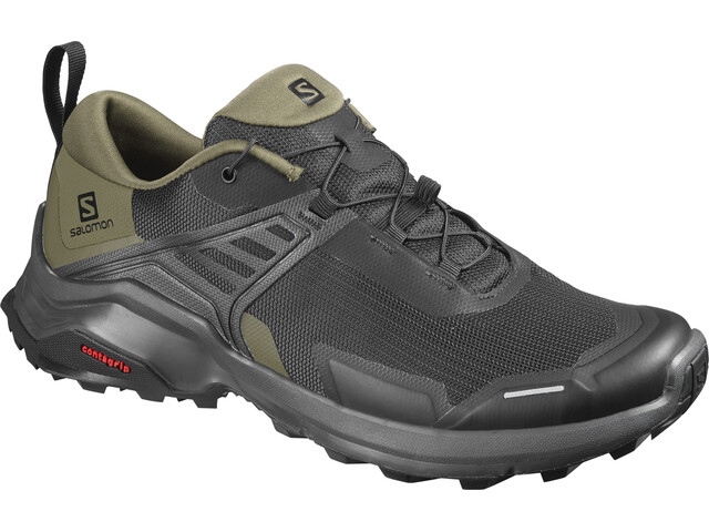 Salomon X Raise Scarpe Uomo, black/grape leaf/phantom
